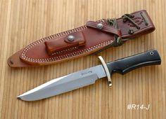 Randall Knives - The Leader in Custom Knives - Custom Knives- Model 14 Attack.