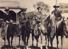 Christoval Cowboys - Old Picture of the Day