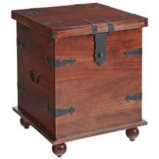 Pier One Trunk Coffee Table Download Ridgeway Small Trunk 6 I