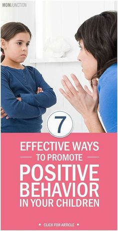 Positive Behavior In Children: Encouraging positive behaviour in children is very essential for parents. Consistency, alertness and the below measures are necessary as well, but above all, as a parent, YOU need to ready and equipped to go this journey. #Parenting