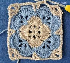 MyPicot | Free crochet patterns ༺✿Teresa Restegui http://www.pinterest.com/teretegui/✿༻