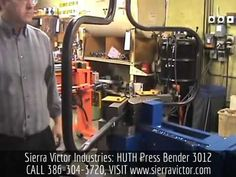 "Available at Sierra Victor Industries: HUTH 3"" Press Bender. MODEL 3012. For more information or to order, CALL 386-304-3720, VISIT http://sierravictor.com/index.php?dispatch=products.view&product_id=3837"