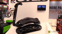 2015 BPG Aeon Dual Tracked Vehicle - Walkaround - 2014 EICMA Milan Motor...