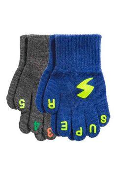 Pack de 2 guantes