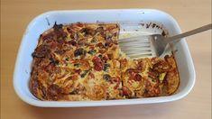 Frittata, Lasagna, Mashed Potatoes, Brunch, Vegetarian, Traditional, Eat, Breakfast, Omelettes