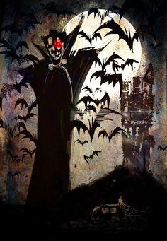 Bram Stoker's, 'Dracula'