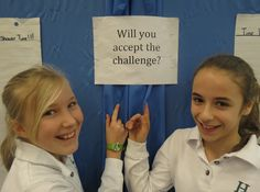 Junior School Students Introduce 'Water Challenge'