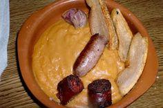 MAYTE EN LA COCINA: 228° receta: GACHAS MANCHEGAS TRADICIONALES