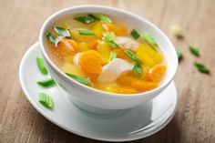 The winter may be cold, but this harvest soup will warm you up! #recipe #soup #warmup #hmcrecipe