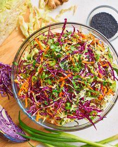 Recipe: Sesame Ginger Slaw — Recipes from The Kitchn