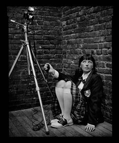 Cindy Sherman, In My Stairwell