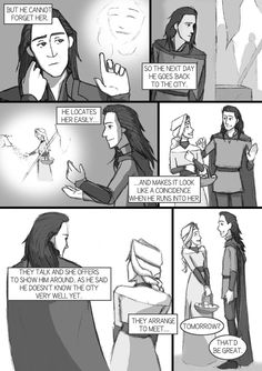 Working on this fanfic since I saw the movie in october. If you haven't seen Thor The Dark World then don't read it, because it contain. After Thor TDW - comic-fanfic - page 1 Loki Thor, Marvel Funny, Tom Hiddleston Loki, Marvel Memes, Marvel Avengers, Loki And Sigyn, Loki Laufeyson, Loki Mythology, The Dark World
