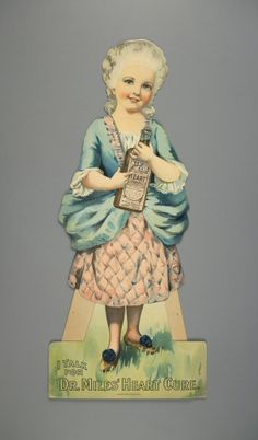 78.14167: Katrina Knickerbocker | paper doll | Paper Dolls | Dolls | National Museum of Play Online Collections | The Strong