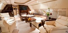 Airbus Corporate Jets is showing two ACJs at the Dubai Air Show.