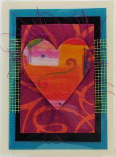 Heart Passport Cover