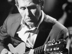 Chet Atkins - my Dad collected and wore out every album Chet pressed. He is the standard I grew to measure all guitarists..