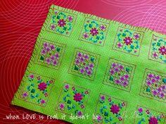 La Lita Art&Craft, Cross stitch. Bogor-Indonesia