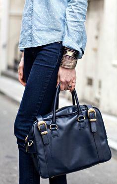 Blogger Fashion: Monochrome | Moi Contre La VieMoi Contre La Vie