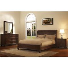 Traditional Style Bedroom Furniture Set