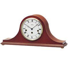 AMS 2193/8 Tischuhr Kaminuhr mechanisch Holz mahagoni farben | Wohnzimmer Uhren  https://www.ebay.de/itm/AMS-2193-8-Tischuhr-Kaminuhr-mechanisch-Holz-mahagoni-farben-Wohnzimmer-Uhren-/152605237245?refid=store&ssPageName=STORE:accessorize24-de
