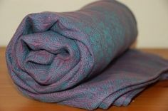 Didymos Holunder Acqua with linen