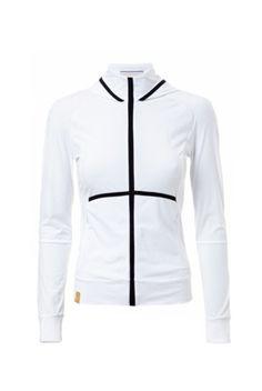 Featherweight Jacket White