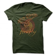 Firefly in the Stripes T Shirts, Hoodies. Check price ==► https://www.sunfrog.com/TV-Shows/Firefly-in-the-Stripes.html?41382