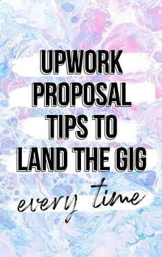 You need the best Upwork proposal tips to land the gig you want every time! Upwork can be a hard cookie to crack, so use these tips to get an edge on the other freelancers. These must-have freelancers will have you making money online in no time! Make Money Blogging, Make Money Online, Cover Letter Tips, Make Quick Money, Job Search Tips, Work From Home Opportunities, Quitting Your Job, Resume Tips, Resume Writing
