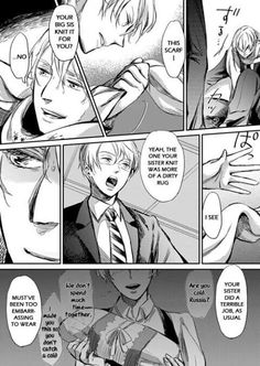 Hetalia comic part 5 (I cant find the other parts lol)