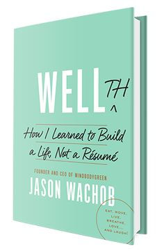 Mindbodygreen founder and CEO, Jason Wachob as he shares his journey starting from corporate america to finally finding his own path to healing and true fulfillment. - Listen to his intimate conversation with Jessica Ortner about his journey and his new book: http://www.thetappingsolution.com/blog/mistakes-lead-success/