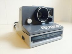 The Button Polaroid Land Camera Tested and by AmericanProspecting, $54.00