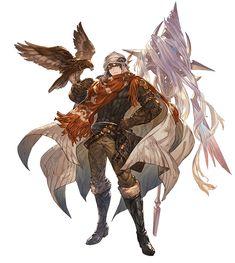 Nezahualpilli SR from Granblue Fantasy #art #illustration #artwork #gaming #videogames #gamer