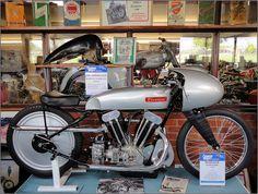 """1930 Excelsior JAP """"Silver Comet"""""""