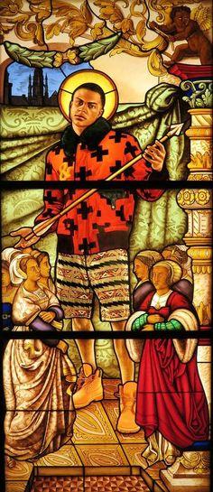 The amazing artist Kehinde Wiley #KehindeWiley #art #creativity #modernart #classicalart #modernist #briansays