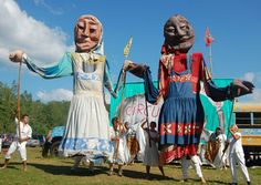 Bread and Puppet Theater Vermont