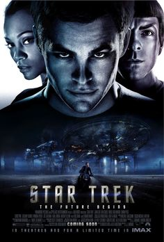 excellent remake/revisit...  love Chris Pine as the young Kirk...