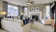 room layout with tv and fireplace on different walls | Tv Not Over Fireplace Design Ideas, Pictures, Remodel, and Decor