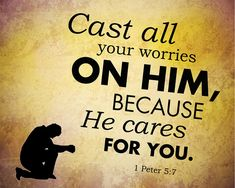1 Peter 5:7 | peter 5 7 | Flickr - Photo Sharing!
