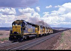 RailPictures.Net Photo: ATSF 5602 Atchison, Topeka & Santa Fe (ATSF) EMD SD45 at Seligman, Arizona by Joe Blackwell