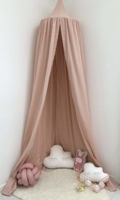 canopy Bassinet, Canopy, Toddler Bed, Baby, Furniture, Home Decor, Child Bed, Crib, Decoration Home
