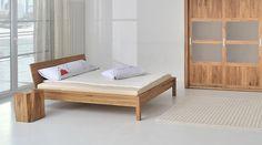 Designbett aus Massivholz - Bett CARA von vitamin design