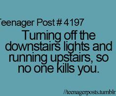 :)So true!!