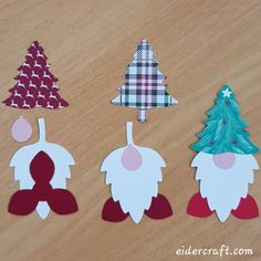Christmas Cards To Make, Christmas Gift Tags, Xmas Cards, Christmas Tags Handmade, Paper Punch Art, Punch Art Cards, Scrapbook Cards, Homemade Cards, Stampin Up Cards