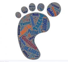 Tagxedo - Digital Footprint