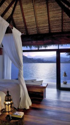 Song Saa Luxury an Eco-Resort in Cambodia.