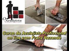 Curso de azulejista profissional com O Azulejista-Franz Rezende