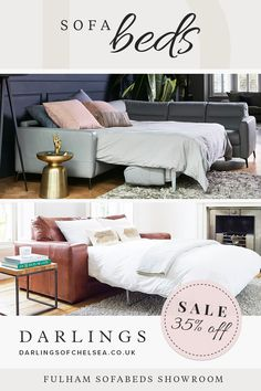 Maximise your living space with a sofa bed made just for you right here in the UK. Guest Bed, Guest Room, Sofa Bed Uk, Sofa Bed Design, Office Sofa, Thing 1, Living Spaces, Living Room, Luxury Sofa