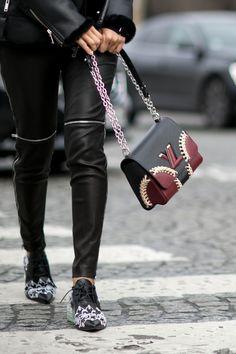 Street style: le borse top viste durante la settimana della moda di Parigi -cosmopolitan.it