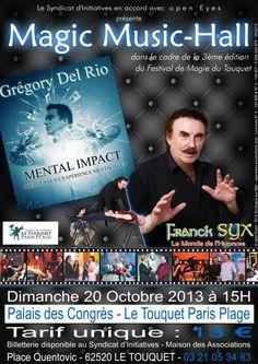 Magic Music-Hall, Le Touquet-Paris-Plage, Nord-Pas-de-Calais