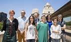 El Rectorat acull la primera reunió amb els estudiants de l'International Mentoring Programme centrat en la biomedicina